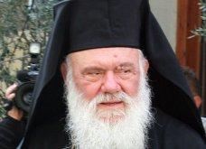 Ιερώνυμος: Αγαπάμε τον Πατριάρχη και τον πρωθυπουργό αλλά πιο πολύ αγαπάμε την Εκκλησία και την πατρίδα - Κυρίως Φωτογραφία - Gallery - Video