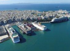 Bloomberg: Ο Πειραιάς θα γίνει το νούμερο ένα λιμάνι της Ευρώπης - Κυρίως Φωτογραφία - Gallery - Video
