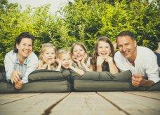 Μικρότερος ο κίνδυνος καρκίνου για τις πολύτεκνες οικογένειες - Κυρίως Φωτογραφία - Gallery - Video