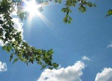Καιρός: Γλυκιά φθινοπωρινή Κυριακή με θερμοκρασία έως 26 βαθμούς - Που θα βρέξει - Κυρίως Φωτογραφία - Gallery - Video