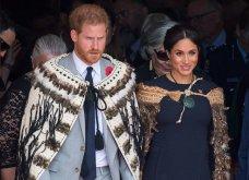 Τελευταία στάση στο ταξίδι μαμούθ Μέγκαν Πρίγκηπα Χάρι στη Νέα Ζηλανδία : Φούσκωσε η κοιλίτσα της Δούκισσας (Φωτό) - Κυρίως Φωτογραφία - Gallery - Video