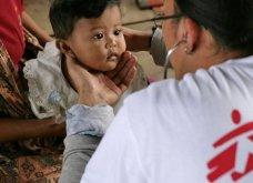 Περιθάλψαμε 23 ασθενείς από βιασμούς ακόμη και 5 ετών παιδάκια: Καταγγελία Γιατρών Χωρίς Σύνορα - Κυρίως Φωτογραφία - Gallery - Video