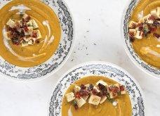 Σούπα κολοκύθας που φτιάχνεται εύκολα και γρήγορα από τον Άκη Πετρετζίκη - Κυρίως Φωτογραφία - Gallery - Video