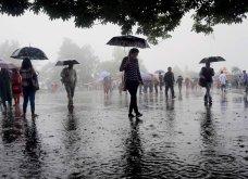 Καιρός: Ο «Ορέστης» είναι εδώ - Βροχές και καταιγίδες κατά τόπους ισχυρές (Βίντεο) - Κυρίως Φωτογραφία - Gallery - Video