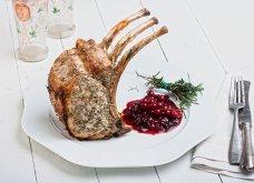 Να πως θα εντυπωσιάσετε στο κυριακάτικο τραπέζι: Υπέροχο χοιρινό καρέ με φρούτα του δάσους από την Αργυρώ Μπαρμπαρίγου    - Κυρίως Φωτογραφία - Gallery - Video