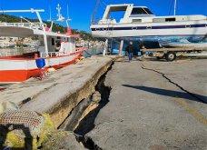 Στο ρυθμό του Εγκέλαδου παραμένει η Ζάκυνθος: Δεκάδες μετασεισμοί ταρακουνούν  την περιοχή (φώτο) - Κυρίως Φωτογραφία - Gallery - Video