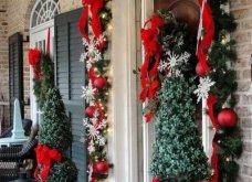 40 προτάσεις Χριστουγεννιάτικης διακόσμησης για το κατώφλι του σπιτιού σας! Φώτο   - Κυρίως Φωτογραφία - Gallery - Video 2