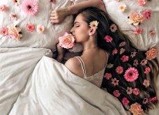Καλλιτέχνιδα μας δείχνει τα πανέμορφα μαλλιά της: Στολισμένα με λουλούδια ή φύλλα - Φώτο  - Κυρίως Φωτογραφία - Gallery - Video 15