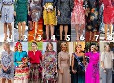 Αχ τι χαλαρωτικό κουίζ! Ποια από τις 16 εμφανίσεις της βασίλισσας Μαξίμα το μήνα Οκτώβριο σας άρεσε περισσότερο; (Φωτό) - Κυρίως Φωτογραφία - Gallery - Video