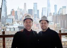 Ο Σπύρος Σούλης θριαμβεύει με έργα του στη Νέα Υόρκη & απολαμβάνει το χιόνι στο Central Park - Κυρίως Φωτογραφία - Gallery - Video