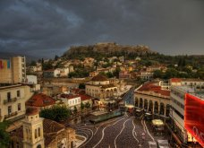 Καταιγίδα ξύπνησε την Αττική στις 5 τα ξημερώματα - Όλη η πρόβλεψη του καιρού - Κυρίως Φωτογραφία - Gallery - Video