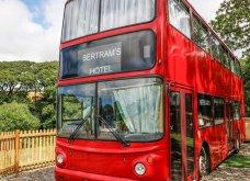 Διώροφο λεωφορείο μετατράπηκε σε ξενοδοχείο - Έχει κοκτέιλ μπαρ στον «ουρανό» (φωτό) - Κυρίως Φωτογραφία - Gallery - Video