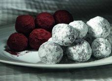 Ο Στέλιος Παρλιάρος μας ταξιδεύει στη Σουηδία: Φτιάχνει chokladbollar, τρουφάκια με βρόμη - Κυρίως Φωτογραφία - Gallery - Video