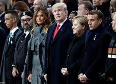 Τα καλύτερα κλικ με ηγέτες και συζύγους για τα 100 χρόνια από το τέλος του Α' Παγκοσμίου Πολέμου (Φωτό) - Κυρίως Φωτογραφία - Gallery - Video