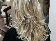 Εκπληκτικές ιδέες για φιλαριστά μαλλιά: Χτενίσματα και κουρέματα που θα αναδείξουν την θηλυκή σας πλευρά - Φώτο  - Κυρίως Φωτογραφία - Gallery - Video 36
