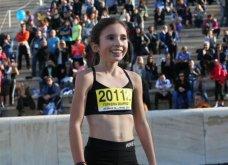 Γλυκερία Σκάρκου: Η 13χρονη αθλήτρια που ξεχώρισε και στον Μαραθώνιο - «Θέλω να τρέξω 42 χλμ.» (Φωτό & Βίντεο) - Κυρίως Φωτογραφία - Gallery - Video