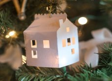10 εκπληκτικές χριστουγεννιάτικες κατασκευές φτιαγμένες από χαρτί - Μπορείτε να τις κάνετε μόνοι σας! (Φωτό) - Κυρίως Φωτογραφία - Gallery - Video