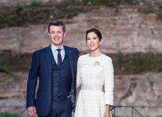 Ακόμη και σνίκερς με Chanel φόρεμα έβαλε η Πριγκίπισσα της Δανίας στη Ρώμη – Όλη η γκαρνταρόμπα της επίσκεψης - Κυρίως Φωτογραφία - Gallery - Video