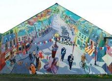 Γκράφιτι μεταμορφώνουν πόλη της Σκωτίας σε… έκθεση ζωγραφικής! Φώτο  - Κυρίως Φωτογραφία - Gallery - Video 2