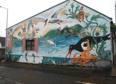 Γκράφιτι μεταμορφώνουν πόλη της Σκωτίας σε… έκθεση ζωγραφικής! Φώτο  - Κυρίως Φωτογραφία - Gallery - Video 4