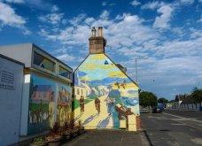 Γκράφιτι μεταμορφώνουν πόλη της Σκωτίας σε… έκθεση ζωγραφικής! Φώτο  - Κυρίως Φωτογραφία - Gallery - Video 5