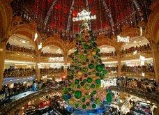 Δύο σταρ άναψαν τα πρώτα χριστουγεννιάτικα δέντρα στο Παρίσι: Jessica Chastain σε Galleries Lafayette και Laetitia Casta στο Printemps (Φωτό & Βίντεο) - Κυρίως Φωτογραφία - Gallery - Video