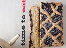 Απόλαυση: Ο Στέλιος Παρλιάρος φτιάχνει πανεύκολη πάστα φλόρα με κόκκινη μαρμελάδα - Κυρίως Φωτογραφία - Gallery - Video