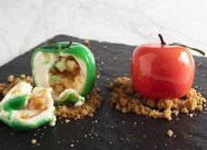 O εκπληκτικός Άκης Πετρετζίκης μας δείχνει πως να φτιάξουμε γλυκό σε σχήμα μήλου - Βίντεο   - Κυρίως Φωτογραφία - Gallery - Video