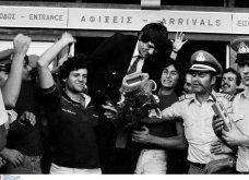 Ο χαρισματικός τερματοφύλακας Νίκος Σαργκάνης «αποκαλύπτεται» στους «Θρύλους των Γηπέδων» στο Cosmote History - Βίντεο  - Κυρίως Φωτογραφία - Gallery - Video