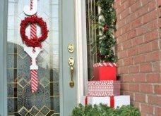 40 προτάσεις Χριστουγεννιάτικης διακόσμησης για το κατώφλι του σπιτιού σας! Φώτο   - Κυρίως Φωτογραφία - Gallery - Video 4