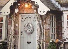 40 προτάσεις Χριστουγεννιάτικης διακόσμησης για το κατώφλι του σπιτιού σας! Φώτο   - Κυρίως Φωτογραφία - Gallery - Video 13