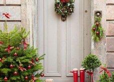 40 προτάσεις Χριστουγεννιάτικης διακόσμησης για το κατώφλι του σπιτιού σας! Φώτο   - Κυρίως Φωτογραφία - Gallery - Video 15