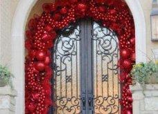 40 προτάσεις Χριστουγεννιάτικης διακόσμησης για το κατώφλι του σπιτιού σας! Φώτο   - Κυρίως Φωτογραφία - Gallery - Video 17