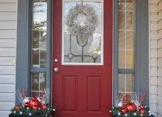 40 προτάσεις Χριστουγεννιάτικης διακόσμησης για το κατώφλι του σπιτιού σας! Φώτο   - Κυρίως Φωτογραφία - Gallery - Video 18