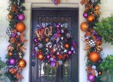 40 προτάσεις Χριστουγεννιάτικης διακόσμησης για το κατώφλι του σπιτιού σας! Φώτο   - Κυρίως Φωτογραφία - Gallery - Video 21