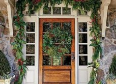 40 προτάσεις Χριστουγεννιάτικης διακόσμησης για το κατώφλι του σπιτιού σας! Φώτο   - Κυρίως Φωτογραφία - Gallery - Video 22