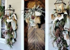 40 προτάσεις Χριστουγεννιάτικης διακόσμησης για το κατώφλι του σπιτιού σας! Φώτο   - Κυρίως Φωτογραφία - Gallery - Video 23