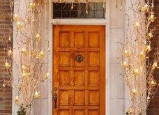 40 προτάσεις Χριστουγεννιάτικης διακόσμησης για το κατώφλι του σπιτιού σας! Φώτο   - Κυρίως Φωτογραφία - Gallery - Video 24