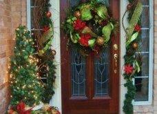 40 προτάσεις Χριστουγεννιάτικης διακόσμησης για το κατώφλι του σπιτιού σας! Φώτο   - Κυρίως Φωτογραφία - Gallery - Video 25