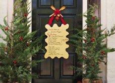 40 προτάσεις Χριστουγεννιάτικης διακόσμησης για το κατώφλι του σπιτιού σας! Φώτο   - Κυρίως Φωτογραφία - Gallery - Video 26