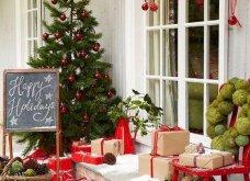 40 προτάσεις Χριστουγεννιάτικης διακόσμησης για το κατώφλι του σπιτιού σας! Φώτο   - Κυρίως Φωτογραφία - Gallery - Video 5