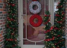 40 προτάσεις Χριστουγεννιάτικης διακόσμησης για το κατώφλι του σπιτιού σας! Φώτο   - Κυρίως Φωτογραφία - Gallery - Video 29