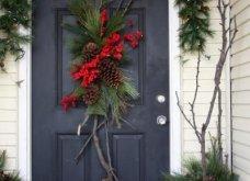 40 προτάσεις Χριστουγεννιάτικης διακόσμησης για το κατώφλι του σπιτιού σας! Φώτο   - Κυρίως Φωτογραφία - Gallery - Video 30