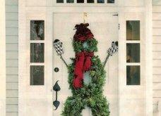 40 προτάσεις Χριστουγεννιάτικης διακόσμησης για το κατώφλι του σπιτιού σας! Φώτο   - Κυρίως Φωτογραφία - Gallery - Video 8