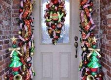 40 προτάσεις Χριστουγεννιάτικης διακόσμησης για το κατώφλι του σπιτιού σας! Φώτο   - Κυρίως Φωτογραφία - Gallery - Video 9