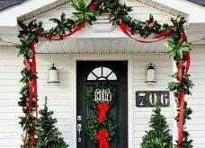 40 προτάσεις Χριστουγεννιάτικης διακόσμησης για το κατώφλι του σπιτιού σας! Φώτο   - Κυρίως Φωτογραφία - Gallery - Video 10