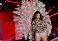 Άστραψε ο ουρανός της Νέας Υόρκης από τα κορίτσια της Victoria's Secret: Gigi, Bella και Kendall Jenner στην πασαρέλα με τα διασημότερα εσώρουχα (Φωτό & Βίντεο) - Κυρίως Φωτογραφία - Gallery - Video