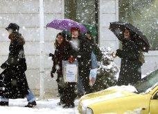 Καιρός:Χαμηλή για την εποχή παραμένει η θερμοκρασία - Που θα βρέξει και που θα χιονίσει - Κυρίως Φωτογραφία - Gallery - Video