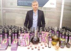 Made in Greece το Grape Juice Syrup: Ο Μεσσήνιος Χημικός-Οινολόγος Γιώργος Καραγγελής φτιάχνει βιολογικό πετιμέζι μοναδικής αξίας  - Κυρίως Φωτογραφία - Gallery - Video