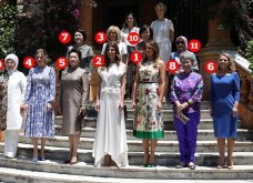 Το Styling των Πρώτων Κυριών στη σύνοδο των G20: Μοντέλο η Μελάνια- Θάμπωσε η βασίλισσα Μάξιμα - Γαλλίδα η Μπριζίτ - Κακόγουστη η Ερντογάν (φωτό)  - Κυρίως Φωτογραφία - Gallery - Video